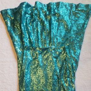 efae1e911ec Windsor Skirts - NWT mermaid costume halloween maxi skirt